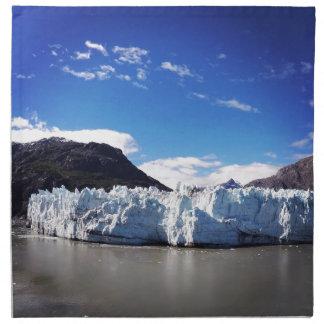 Alaskan Glacier Printed Napkin