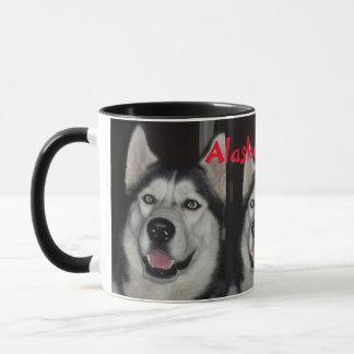 Alaskan Husky Coffee Mug