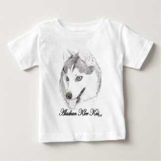 Alaskan Klee Kai Baby T-Shirt