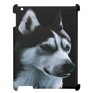 Alaskan Malamute Artwork iPad Covers