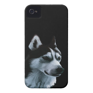 Alaskan Malamute Artwork iPhone 4 Cover