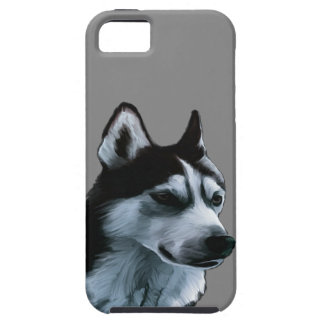 Alaskan Malamute Artwork iPhone 5 Cover