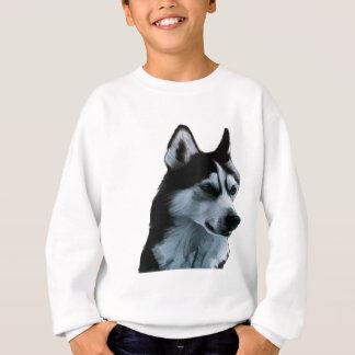Alaskan Malamute Artwork Sweatshirt