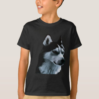 Alaskan Malamute Artwork T-Shirt