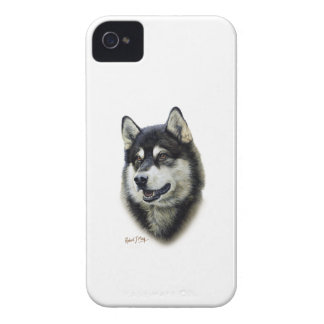 Alaskan Malamute Case-Mate iPhone 4 Case