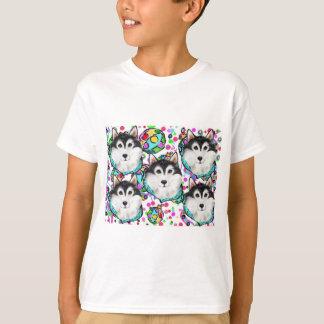 ALASKAN MALAMUTE CHRISTMAS T-Shirt