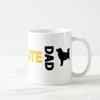 Alaskan Malamute Dad Coffee Mug