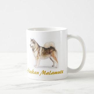 Alaskan Malamute, Dog Lover Galore! Classic White Coffee Mug