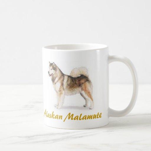Alaskan Malamute, Dog Lover Galore! Mug