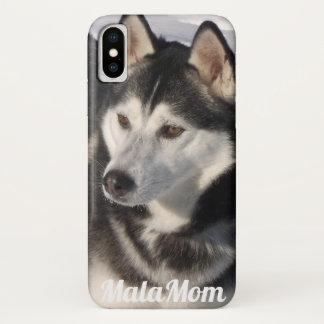 Alaskan Malamute Mom Iphone Case