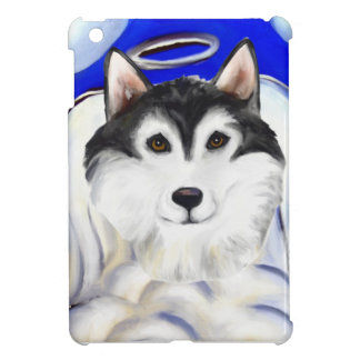 ALASKAN MALAMUTE PET ANGEL CASE FOR THE iPad MINI
