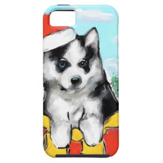 Alaskan Malamute Puppy Case For The iPhone 5