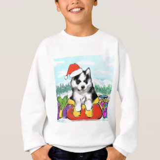Alaskan Malamute Puppy Sweatshirt