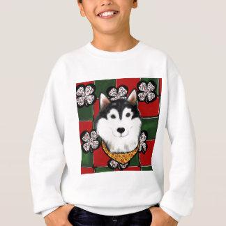 Alaskan-Malamute St. Patty Sweatshirt