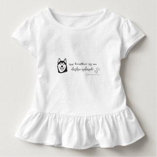 alaskan malamute toddler t-shirt