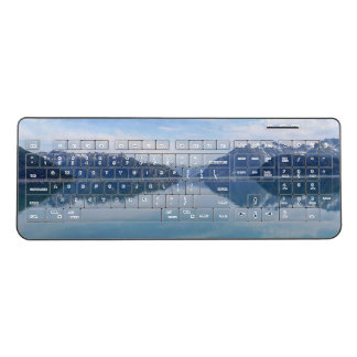Alaskan Mountain Range Keyboard