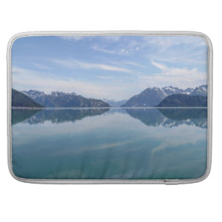 Alaskan Mountain Range Macbook Sleeve