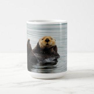 Alaskan Sea Otter Coffee Mug