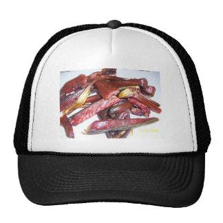 Alaskan Smoke Salmon Hats