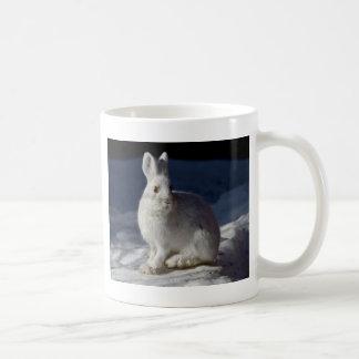 Alaskan Snowshoe Hare Coffee Mug
