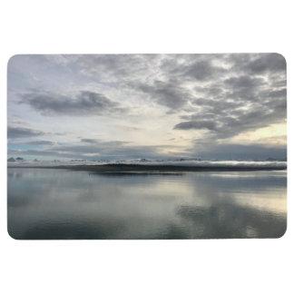 Alaskan Sunrise Floor Mat