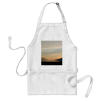 Alaskan Sunset over Turnagain Arm 2 Standard Apron