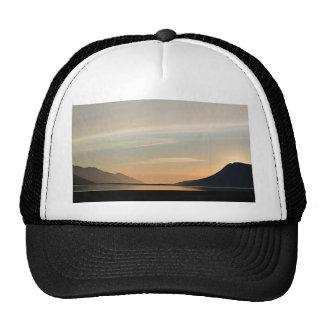 Alaskan Sunset over Turnagain Arm 2 Trucker Hat