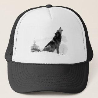 Alaskan Timber Wolf Hat