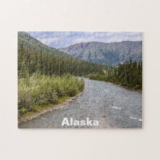 Alaskan Wilderness Jigsaw Puzzle