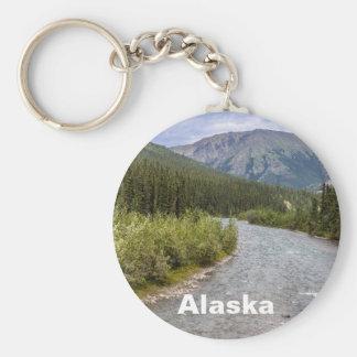 Alaskan Wilderness Keychain