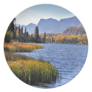 Alaskan Wilderness Plates