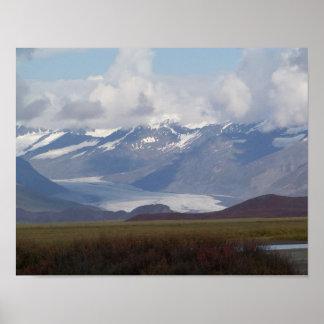 Alaskan Wilderness Poster Print