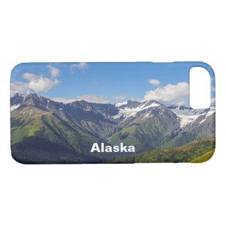 Alaska's Chugach Mountain Range iPhone 7 Case