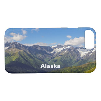 Alaska's Chugach Mountain Range iPhone 8/7 Case