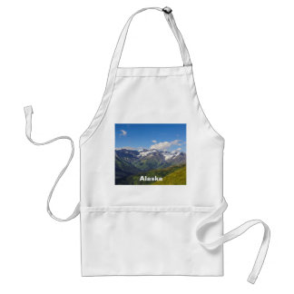 Alaska's Chugach Mountain Range Standard Apron