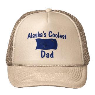 Alaska's Coolest Dad Mesh Hats