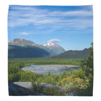 Alaska's Exit Glacier Valley Bandana