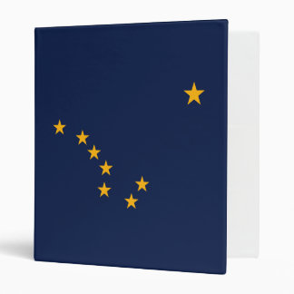Alaska's Flag Avery Binder