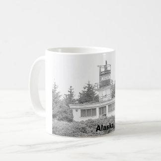 Alaska's Guard Island Light Coffee Mug