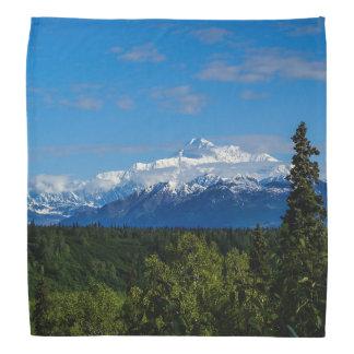 Alaska's Mt. McKinley Head Kerchief