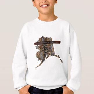 ALASKSA.Rig Up Camo Sweatshirt