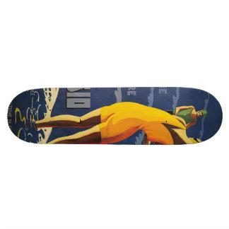 Alassio, Italy Skateboard Decks