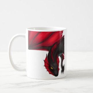Alavon Dragon in Flight 11 oz Mug