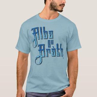 Alba gu Bràth. Scotland Forever Tee Shirt