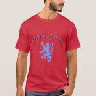 Alba gu brath Scottish Independence Lion Rampant T-Shirt
