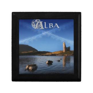 Alba, Scotland, Caledonia Gift Box
