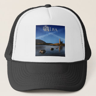 Alba, Scotland, Caledonia Trucker Hat