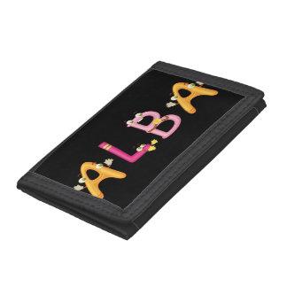 Alba wallet