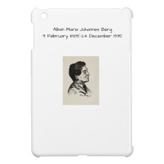 Alban Maria Johannes Berg Case For The iPad Mini