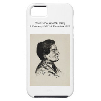 Alban Maria Johannes Berg iPhone 5 Cover